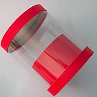 Прозрачные коробки h25/d20