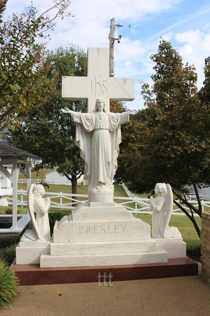 Католический крест со скульптурой Иисуса № 27