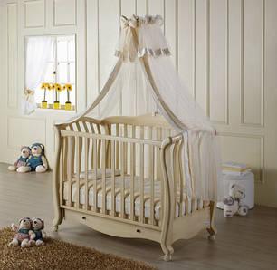 Кроватка детская Baby Italia Andrea Vip Antique, фото 2