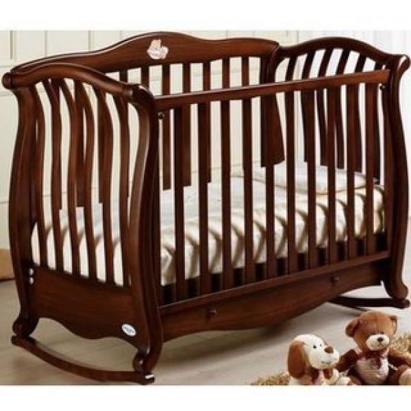Кроватка детская Baby Italia Andrea Vip Antique