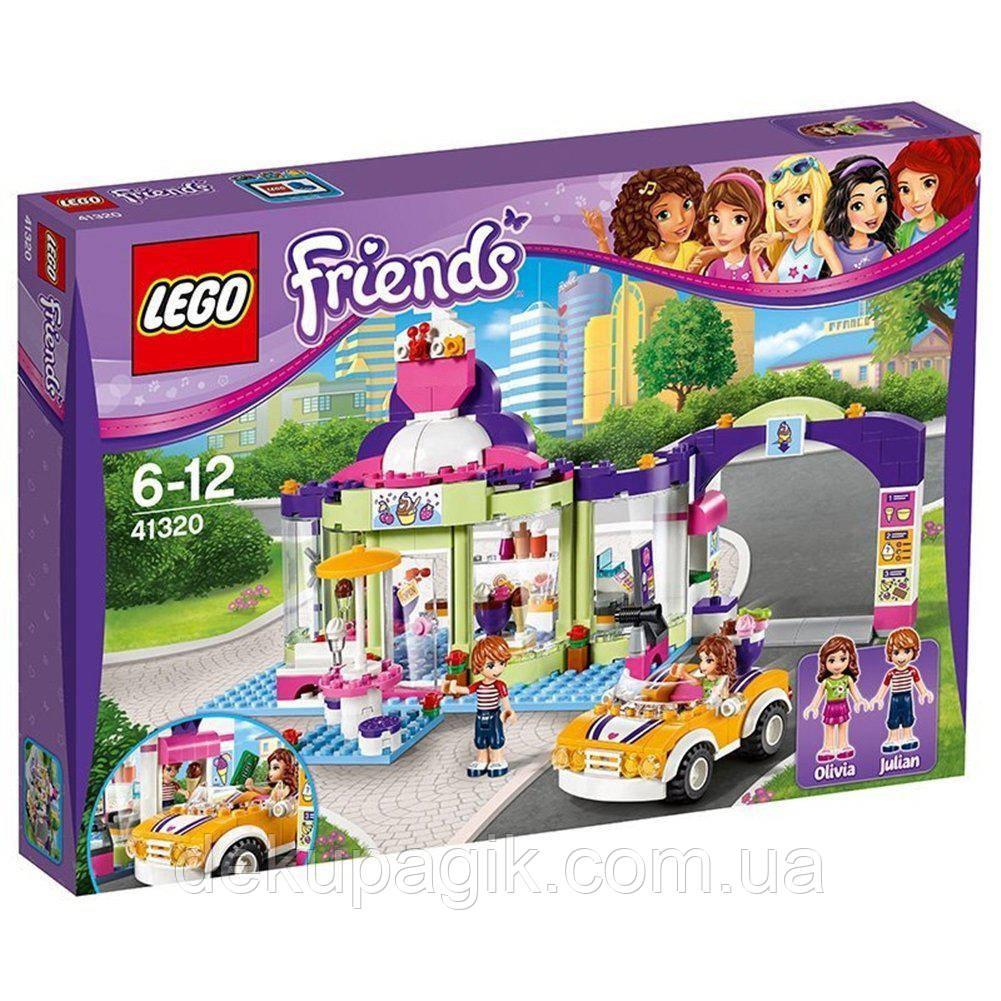 Lego Friends Магазин замороженных йогуртов 41320