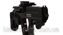 "Буллпап АК 47 АКС 74 ""Black Storm BS-3"" тактический обвес АК47, АКС74 схемы Bullpup модерниация тюнинг АКМ"