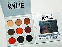 Палетка теней KYLIE (Кайли) Мegane The Bronze Palette, фото 1