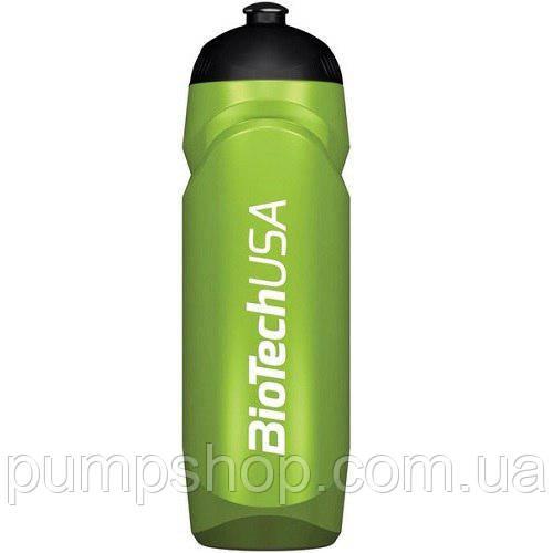 Бутылка для воды Waterbottle BioTech 750 мл зеленая