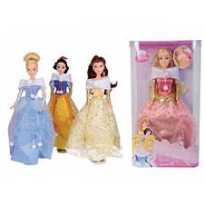 Принцессы Диснея - Бель, Белоснежка, Золушка, Рапунцель Simba Disney, фото 2