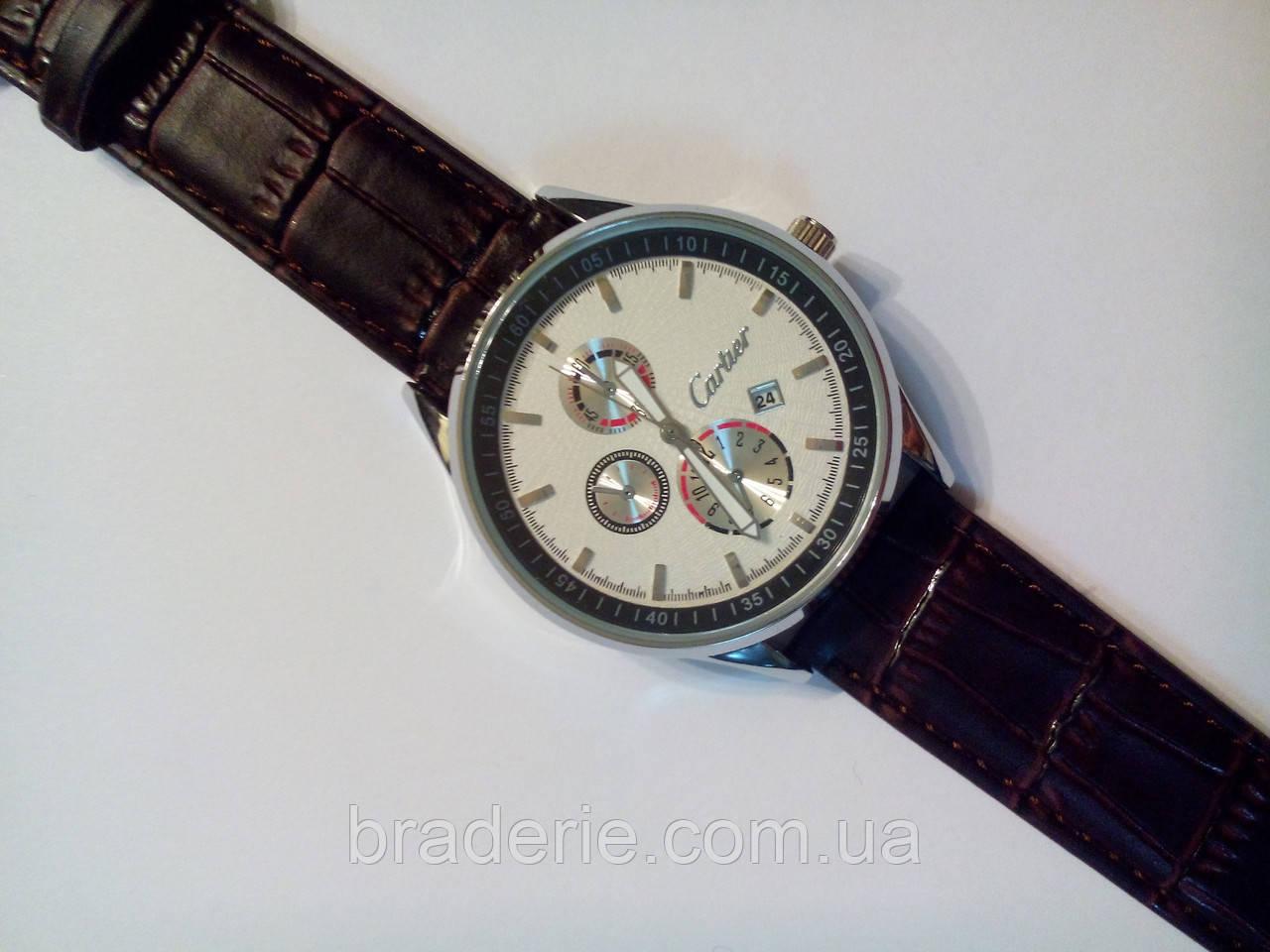 Часы наручные Cartier 0911