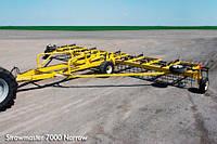 Тяжёлая пружинная борона Degelman Strawmaster® 7000