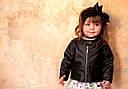Куртка кожанная Девис, фото 5