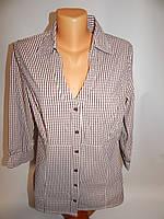 Блуза фирменная женская colours 48-50р.011рж