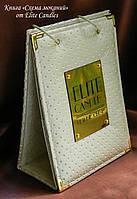 Авторська книга по виготовленню різьблених свічок від майстерні Elite Candles