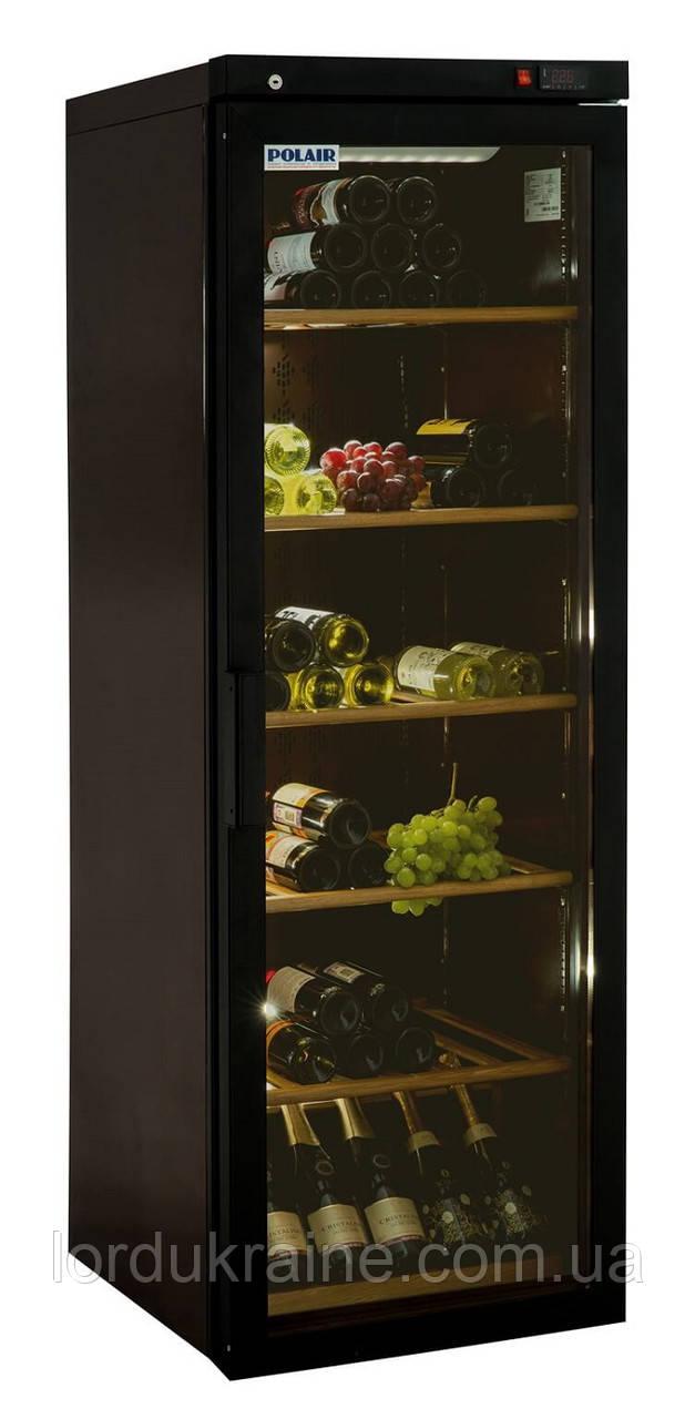 Холодильный шкаф-витрина DW104-Bravo винный Polair