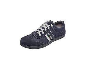 Кросівки Paolla 130 (джинс,синій, синя підошва)