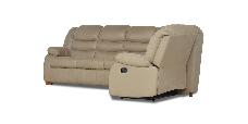 Кожаный диван реклайнер Ashley, фото 3