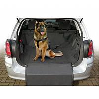 Защитная накидка в багажник авто для собак Карли-Фламинго СЕЙФ ДЕЛЮКС, нейлон, 165см*126см