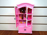 Кукольная мебель Глория Gloria 24011 Стильная красивая столовая Леди, фото 4