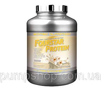 Протеїн комплексний Scitec Nutrition Fourstar Protein 2000 р ( уцінка )