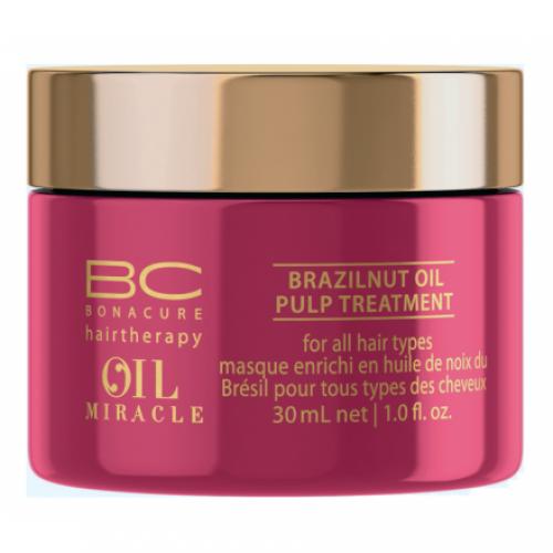 Маска с маслом бразильского ореха Schwarzkopf BC Oil Miracle Brazilnut Pulp Treatment 150 мл