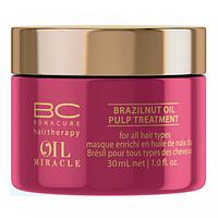 BC OIL Miracle NEW Маска с маслом бразил. ореха 150 мл