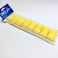 Бигуди папильотки липучка (люксы) Top Choice 3424, (65 мм/33 мм), фото 1