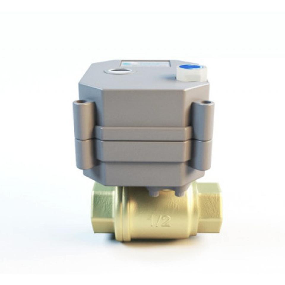 CH-601 Connect Home, Z-Wave, кран кульовий з електроприводом