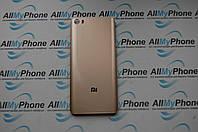 Задняя панель корпуса для мобильного телефона Xiaomi Mi5 Золотая