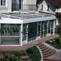 Алюминиевые светопрозрачные конструкции Glass Construct