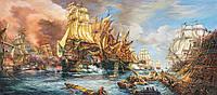 Битва на море