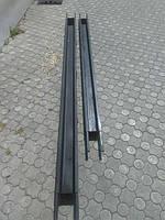 Форма металл для  столба бетонного под сетку-рабицу 1.5м и 2м. Производитель.