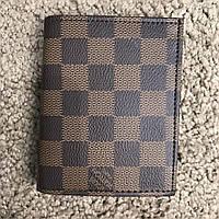 Кошелек Louis Vuitton 18374 коричневый