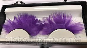 Ресницы -перья, фото 2
