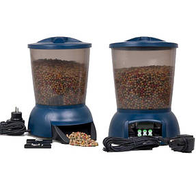 Автоматична годівниця для риби в ставку P-FEED