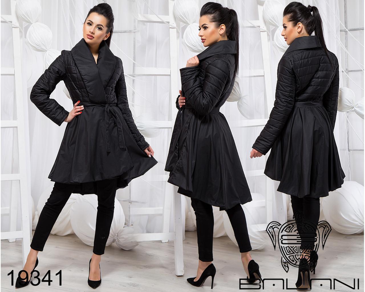 Стильное пальто - 19341