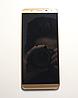 Оригинальный дисплей (модуль) + тачскрин (сенсор) для Oukitel K5000 (золотой цвет)
