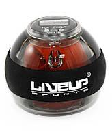 Кистевой тренажер LiveUp POWER BALL со счетчиком