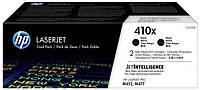 Картридж HP 410X CLJ Pro M377/M452/M477 Black (2*6500 стр) Двойная упаковка
