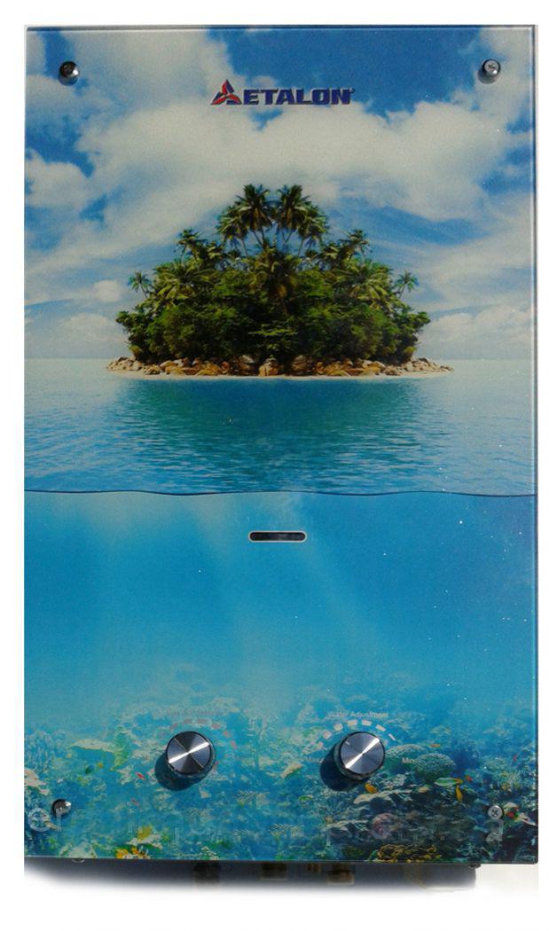 Газовая колонка дымоходная Etalon А 10 G Остров