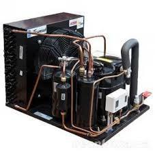 Агрегат холодильный Tecumseh CAJ 9510 ZMHR R-404a (1327w)(220v)