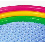 Детский надувной бассейн Intex 58924 Радуга 86 х 25 см, фото 3