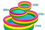 Детский надувной бассейн Intex 58924 Радуга 86 х 25 см, фото 4