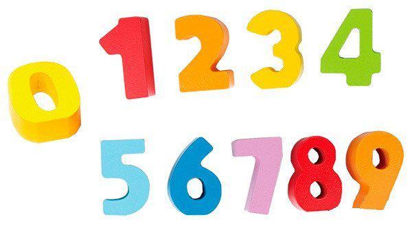 """Набор """"Цифры и цвета"""" E0900"""