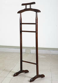Вешалка напольная Гамма Темный Орех (Микс-Мебель ТМ)
