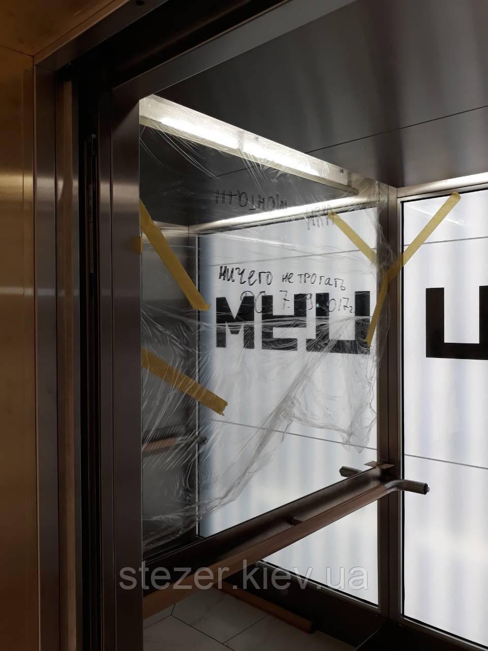 Зеркала в лифт на заказ