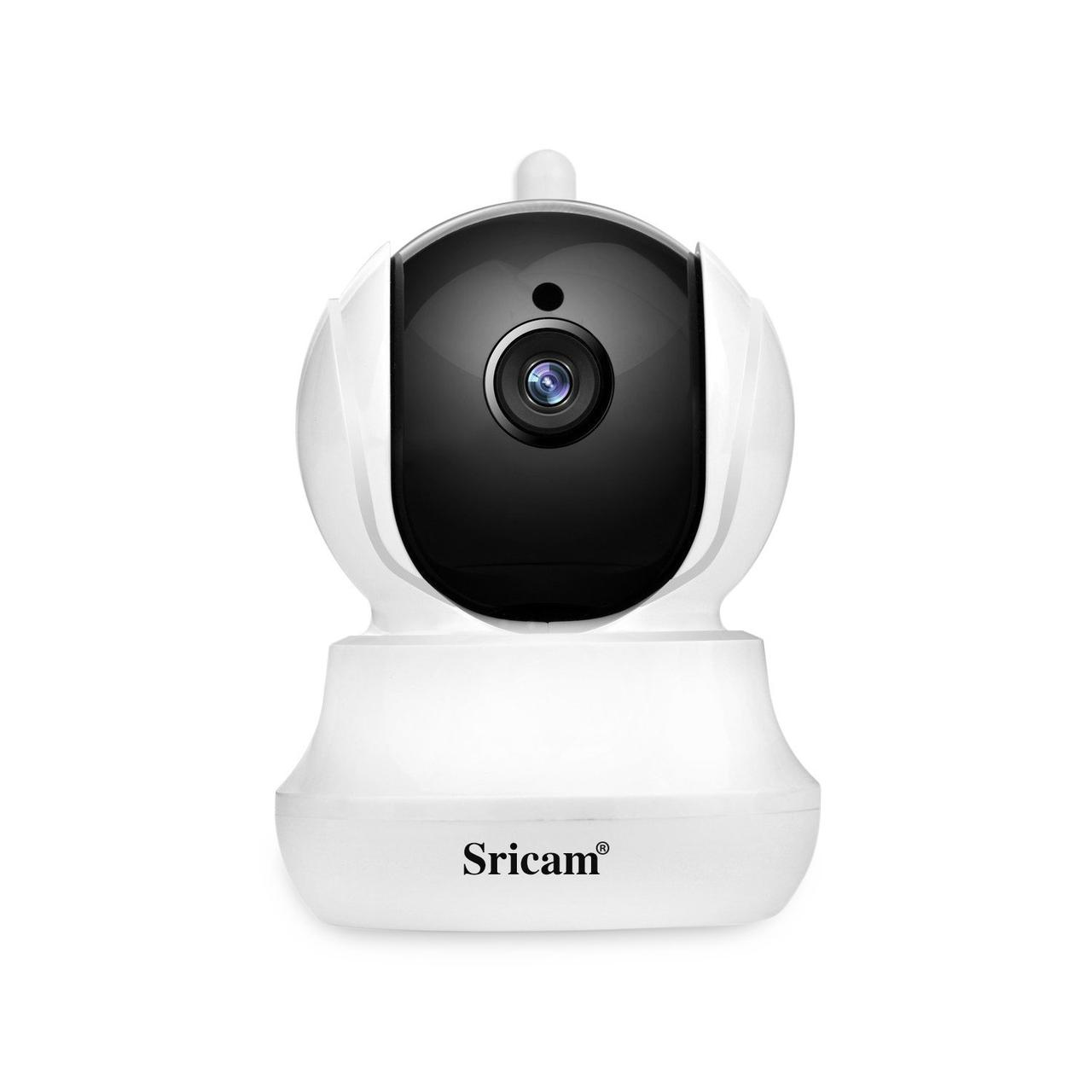 "Sricam SP020 беспроводная 720P IP камера Pan & Tilt Home Security PTZ IR Веб-камера для ночного видения WiFi - Интернет-магазин ""Нежданчик"" в Харькове"