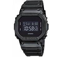 Мужские часы с пластиковым ремешком Casio DW-5600BB-1ER