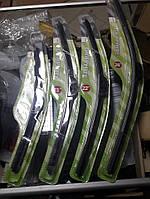 """Дворники бескаркасные Kioki, щетки стеклоочистителя 22"""", 550 мм, фото 1"""