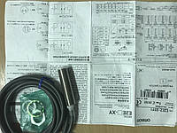 Датчик OMRON E2E2-X5Y1 индуктивный 5 мм, М18,  24-240В AC