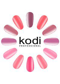 "Гель-лаки Kodi Professional ""Basic collection"" Pink (p) 8 мл"