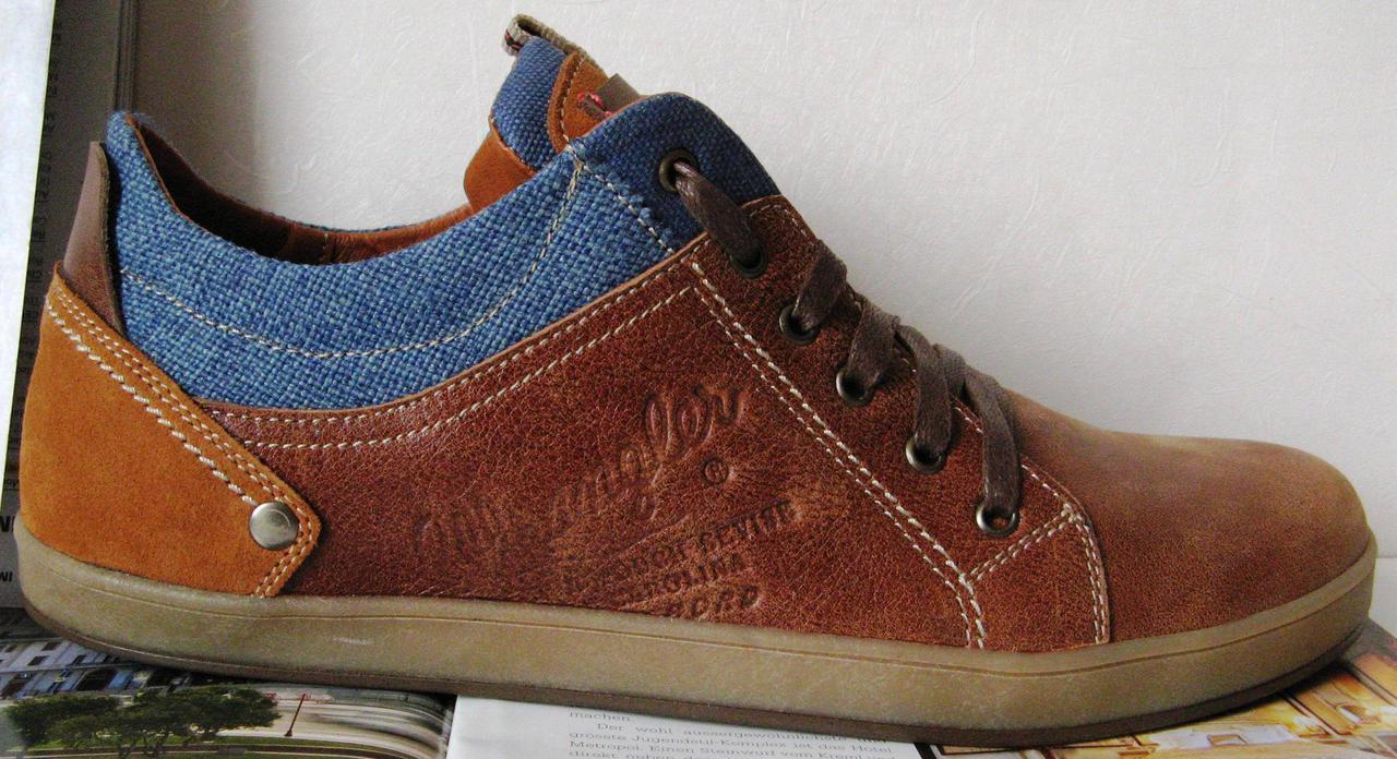 5737a2d994dd Wrangler кожаные кеды туфли весна лето осень комфорт Вранглер Турция  реплика - LIMODA.COM.