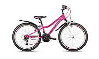 """Велосипед Intenzo Princess 24"""" розовый"""