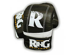 Снарядные перчатки RING Proff-Line Leather